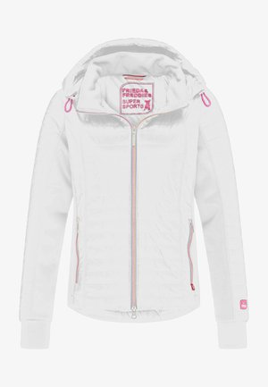 MONTREAL - Winter jacket - white