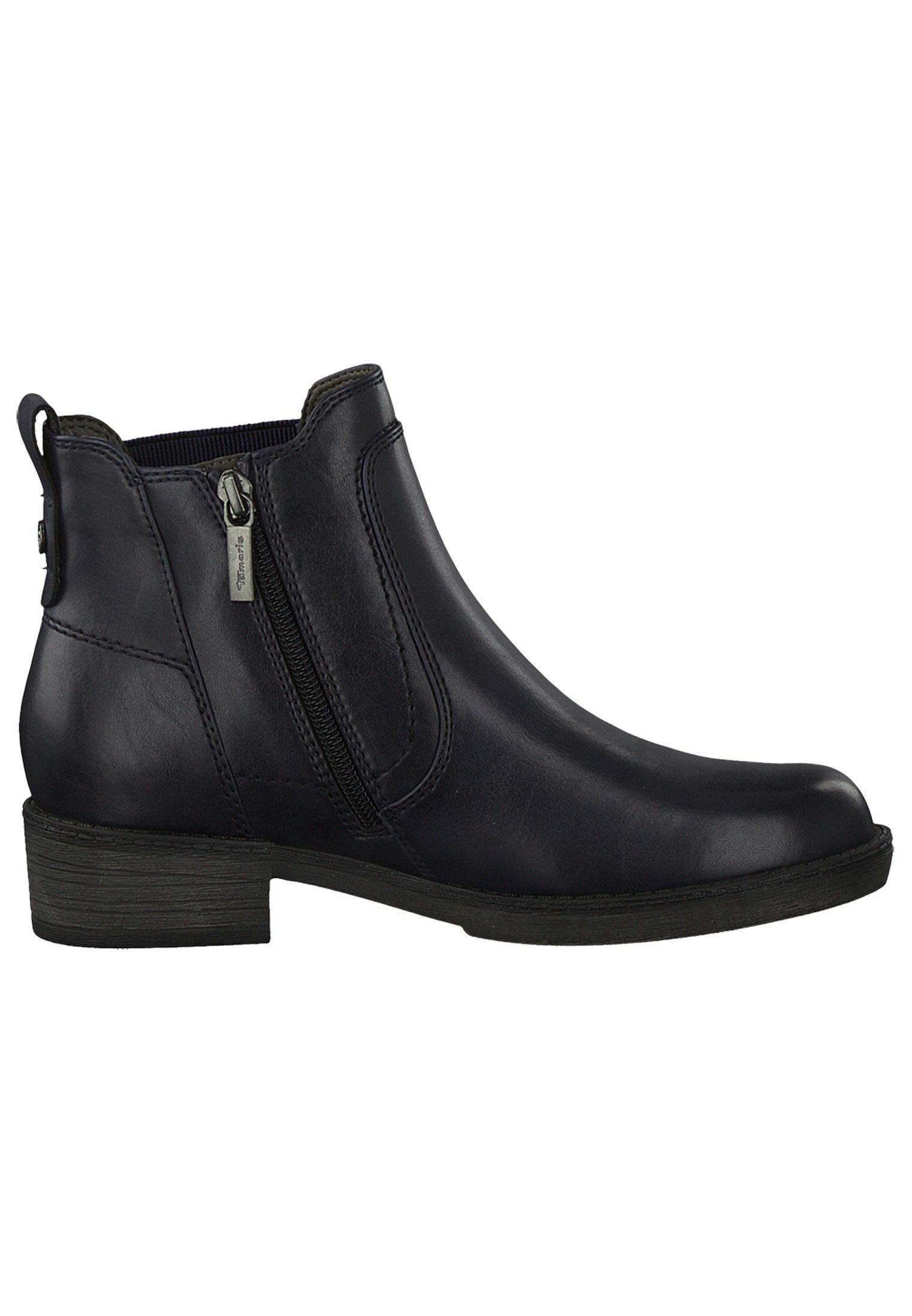 Tamaris Ankle Boot - Navy/blau