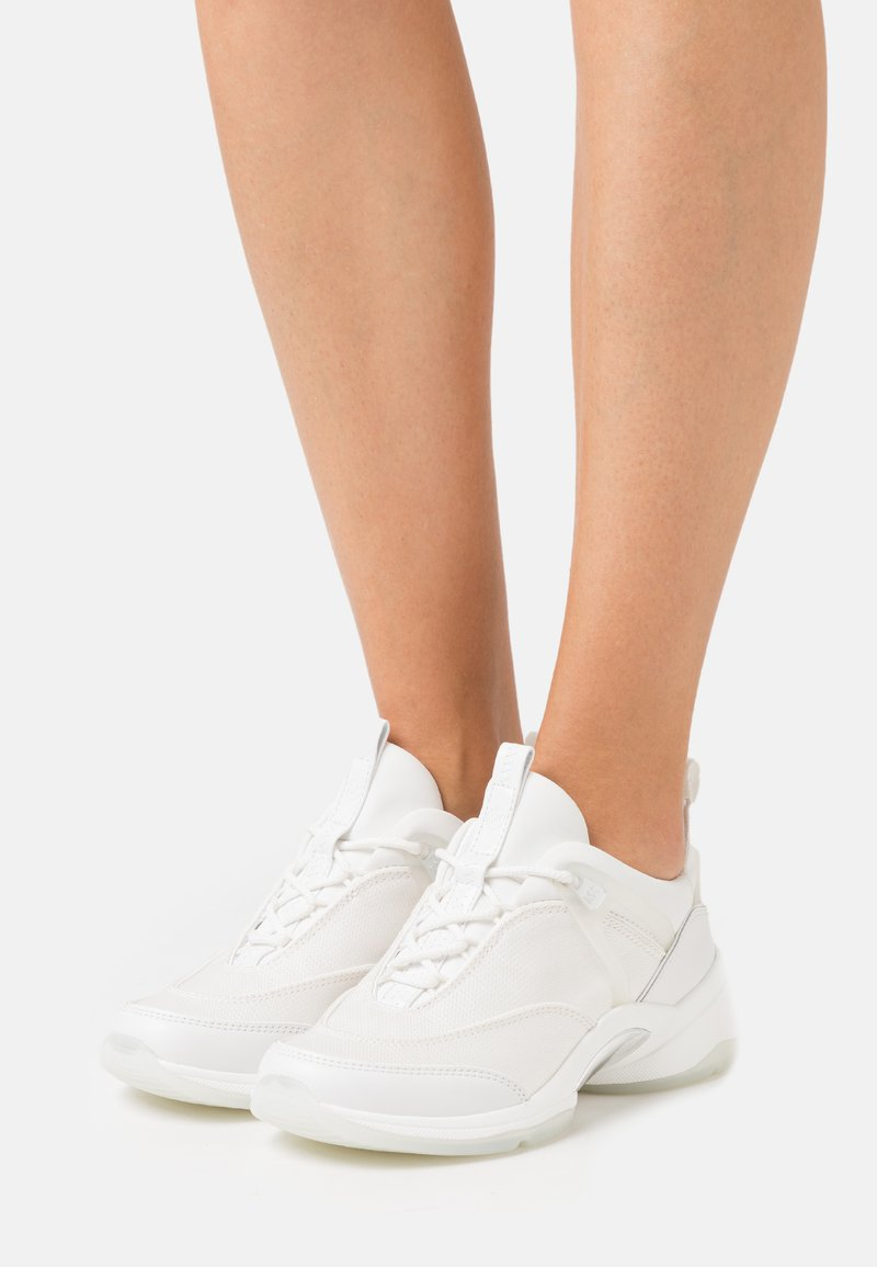 MICHAEL Michael Kors - SPARKS TRAINER - Sneakers laag - optic white