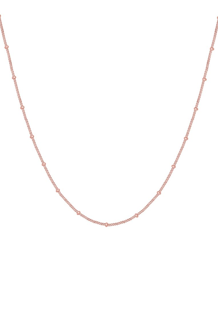 Recommend Discount Get Accessories Elli BASIC KUGELN Necklace rose gold-coloured 2YWbDVRbE jh4WdvpLZ