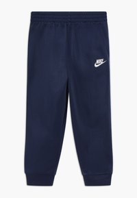 Nike Sportswear - TRICOT TAPING SET - Chándal - midnight navy - 2