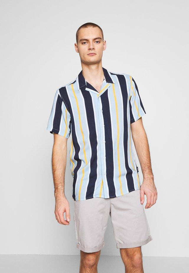 FABIO - Camisa - light blue