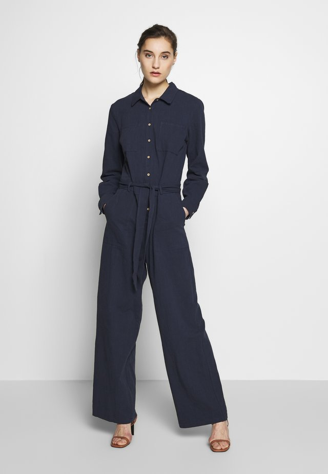 KENNEDY JUMPSUIT - Overal - sky captain