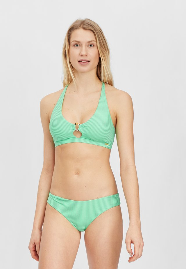 SET - Bikini - pretty green