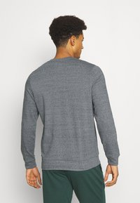 Under Armour - RIVAL CREW - Sweatshirt - pitch gray full heather - 2