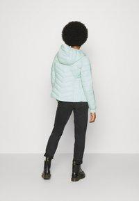 Hollister Co. - LIGHTWEIGHT PUFFER - Light jacket - surf spray - 2