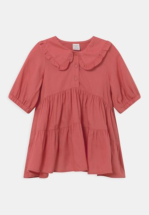 MINI DRESS WITH COLLAR MINI ME - Shirt dress - light pink