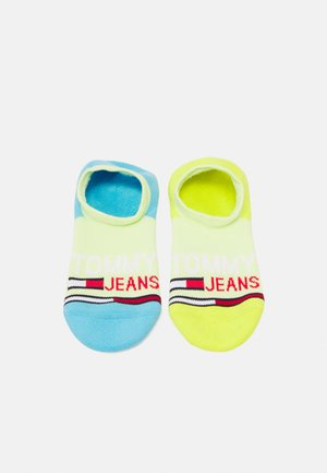 2 PACK UNISEX - Calcetines tobilleros - lime