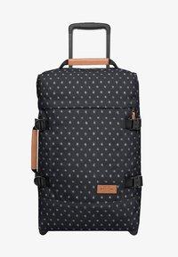 Eastpak - TRANVERZ S AMINIMAL - Wheeled suitcase - check bleach - 1