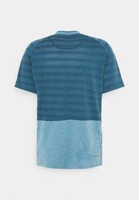 Vaude - TAMARO - T-Shirt print - blue gray - 1