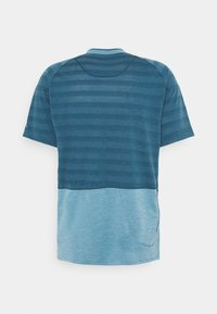 Vaude - TAMARO - Print T-shirt - blue gray - 7