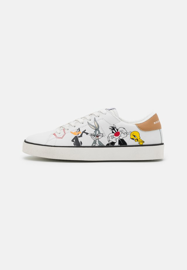 FLIPS LOONEY TUNES CHARACTERS - Trainers - white