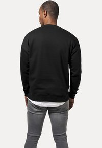 Urban Classics - CREWNECK - Sweatshirt - black - 1