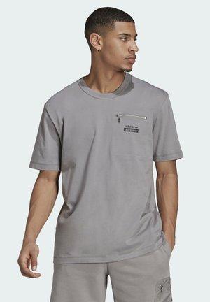 R.Y.V. Q3 - T-shirt - bas - grey
