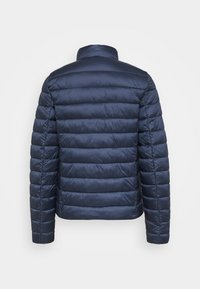 Marc O'Polo - JACKET REGULAR LENGTH WITH STAND UP COLLAR  - Winter jacket - dark night - 1