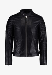 Schott - JOE - Leather jacket - black - 5