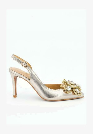 LAGOS - High heels - gold