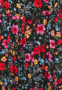 Simply Be - SLEEVE DRESS - Korte jurk - black - 2