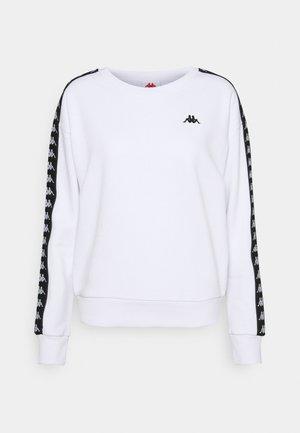 JANKA - Sweatshirt - bright white