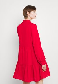 Molly Bracken - LADIES WOVEN DRESS - Cocktail dress / Party dress - red - 2