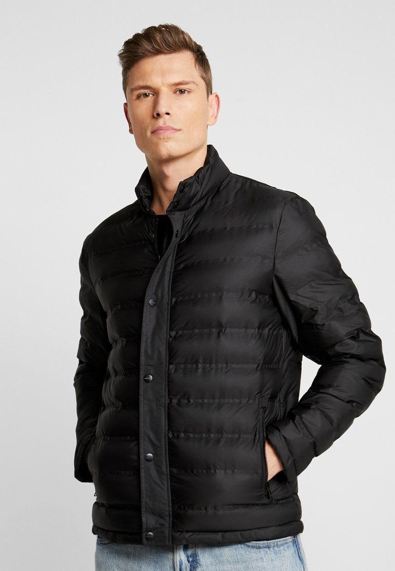 Springfield - ACOLCHADA DAILY - Giacca invernale - black
