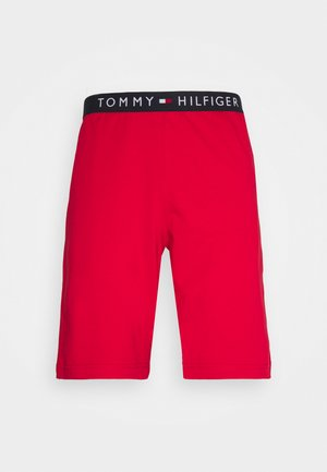 SHORT - Pyjama bottoms - red