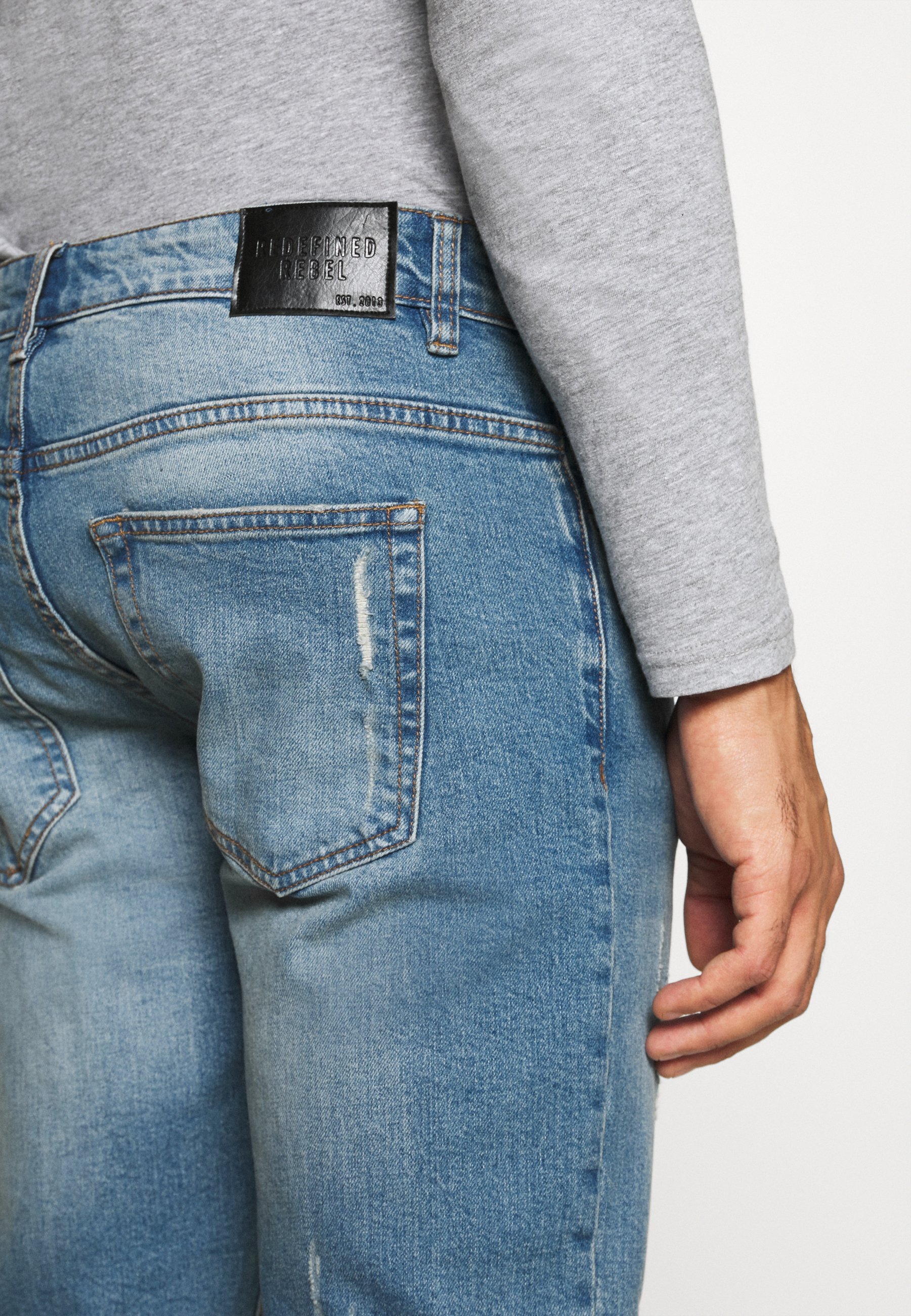 Redefined Rebel Jeans slim fit - heaven blue