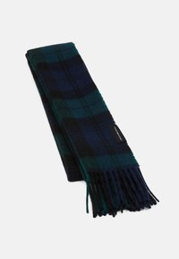 Tommy Hilfiger - UPTOWN SCARF CHECK - Scarf - green - 0