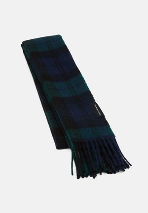 UPTOWN SCARF CHECK - Sjal - green