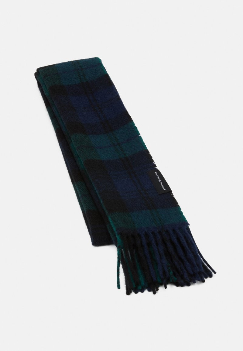 Tommy Hilfiger - UPTOWN SCARF CHECK - Scarf - green