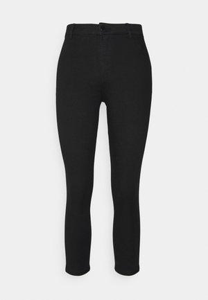 STEFFI BLACK JEAN - Skinny džíny - black