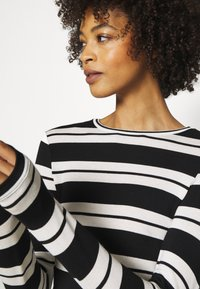 Anna Field - Long sleeved top - black/white - 4