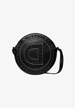 BOLS_LOVE ROBOT GIRL - Sac bandoulière - black