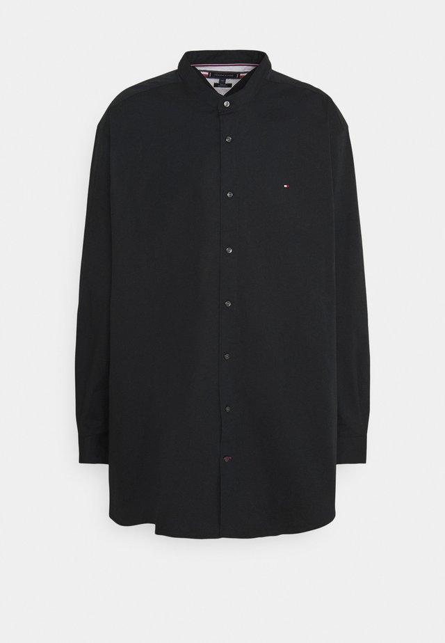 STRETCH POPLIN SHIRT - Skjorta - black