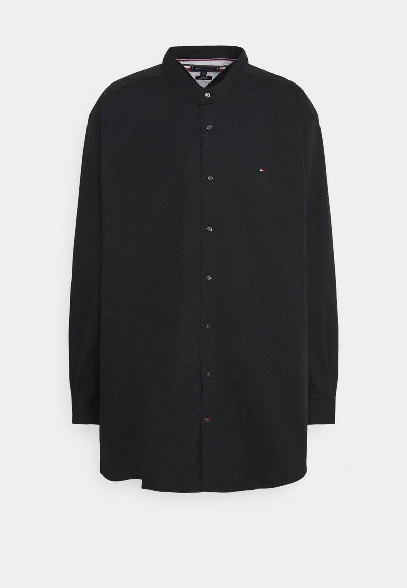 Tommy Hilfiger - STRETCH POPLIN SHIRT - Skjorta - black