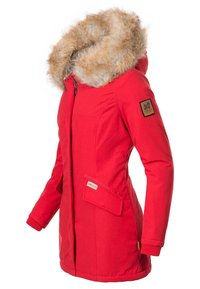 Navahoo - CRISTAL - Winter coat - red - 2
