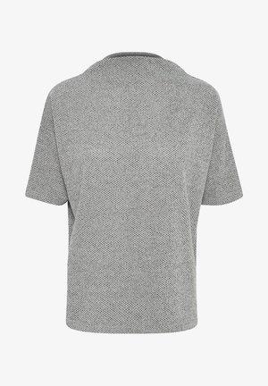 KARENEE SWEAT SHRIT SS - Collegepaita - light grey melange