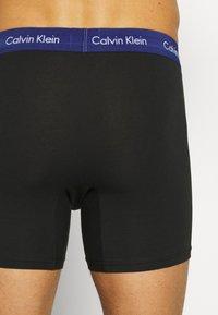 Calvin Klein Underwear - BOXER BRIEF 3 PACK - Pants - black - 2