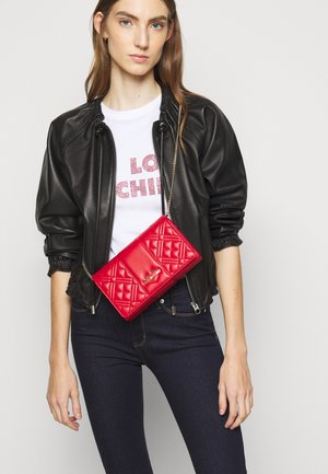 EVENING BAG - Borsa a tracolla - red