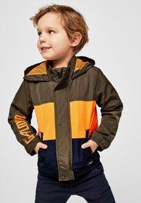 s.Oliver - Light jacket - khaki - 1