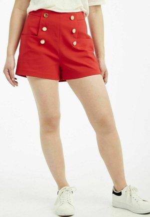Szorty - red