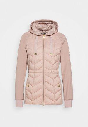 PLAYOFF - Light jacket - rose quartz