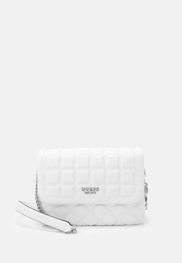 KAMINA FLAP - Sac bandoulière - white