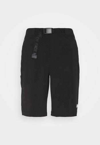 SPEEDLIGHT - Outdoor shorts - tnf black/tnf white