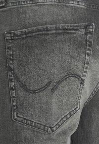 Jack & Jones - JJIRICK JJORIGINAL - Denim shorts - grey denim - 6