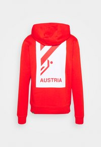 The North Face - IC CLASSIC HOODIE CLIMB - Luvtröja - fiery red - 7