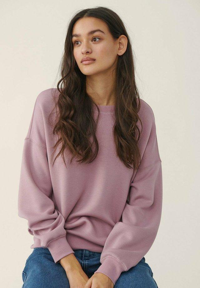 IMA DS  - Sweatshirt - elderberry
