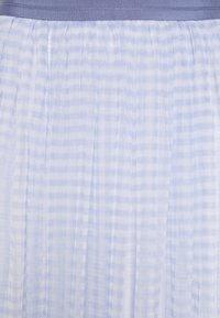 Needle & Thread - GINGHAM BALLERINA SKIRT - Áčková sukně - wedgewood blue/ivory - 2