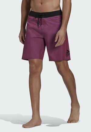 KNEE-LENGTH PRIMEBLUE SWIM SHORTS - Swimming shorts - purple
