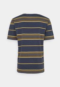 Brixton - HILT  - Print T-shirt - washed navy - 1